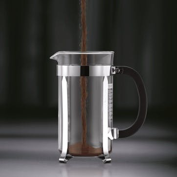 Caffettiera, 3 Cup Coffee Maker, 35cl, Black