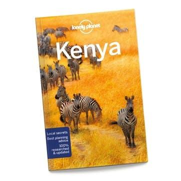 Lonely Planet Kenya, Paperback