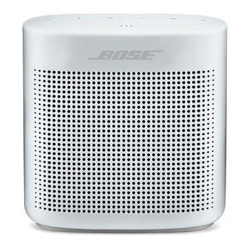 Soundlink Color II Portable Bluetooth Wireless Speaker; White