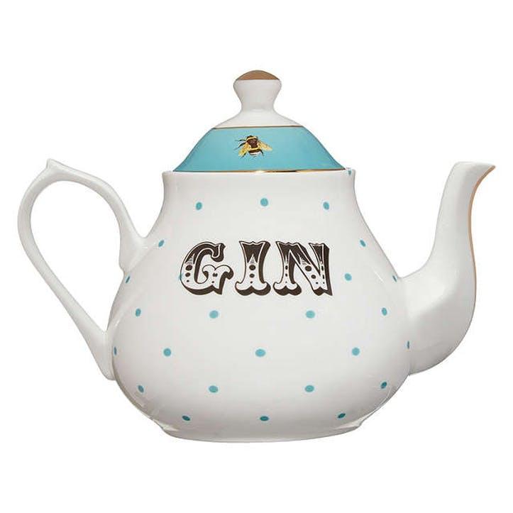 Pastel Gin Teapot