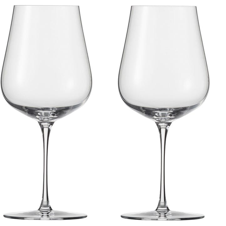 Air Chardonnay Wine Glasses, Set of 2