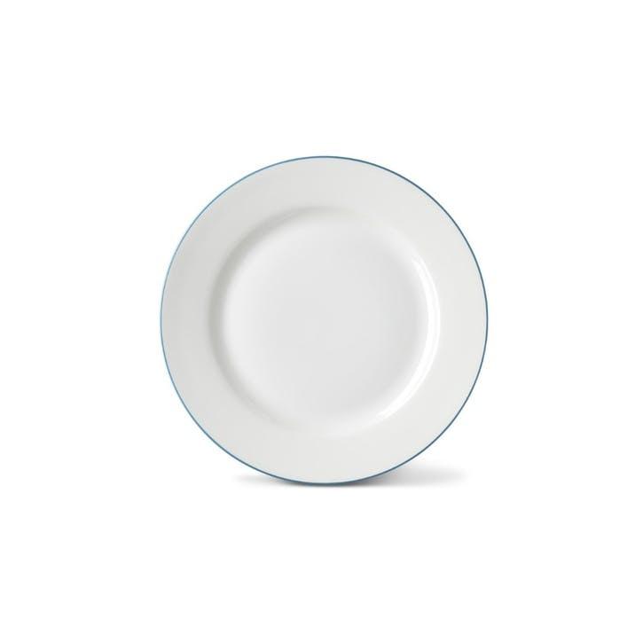 Rainbow Side Plate, Teal
