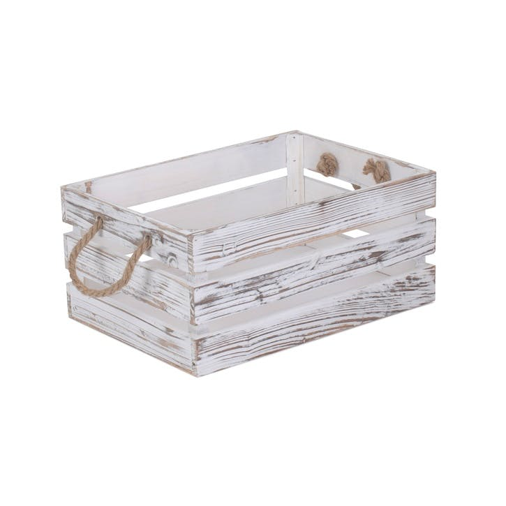 Medium Distressed Crate