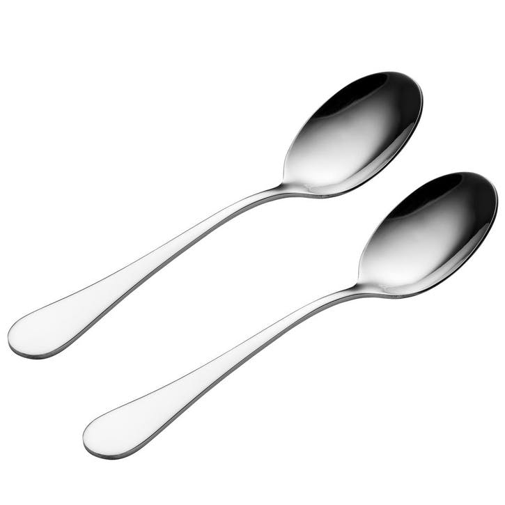 Select Serving Spoons, Set of 2