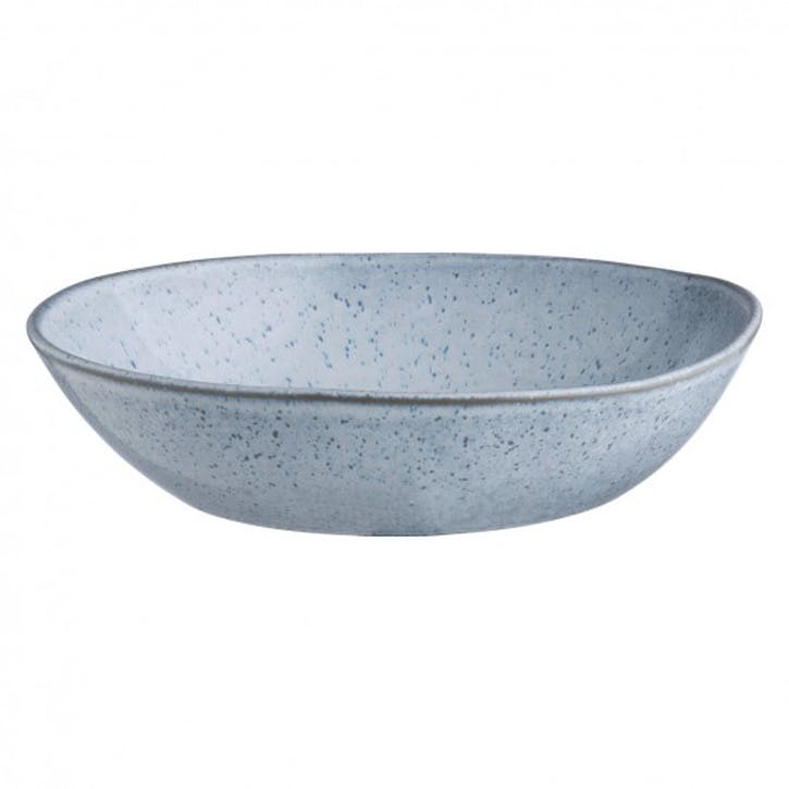 Olmo Pasta Bowl, Light Blue