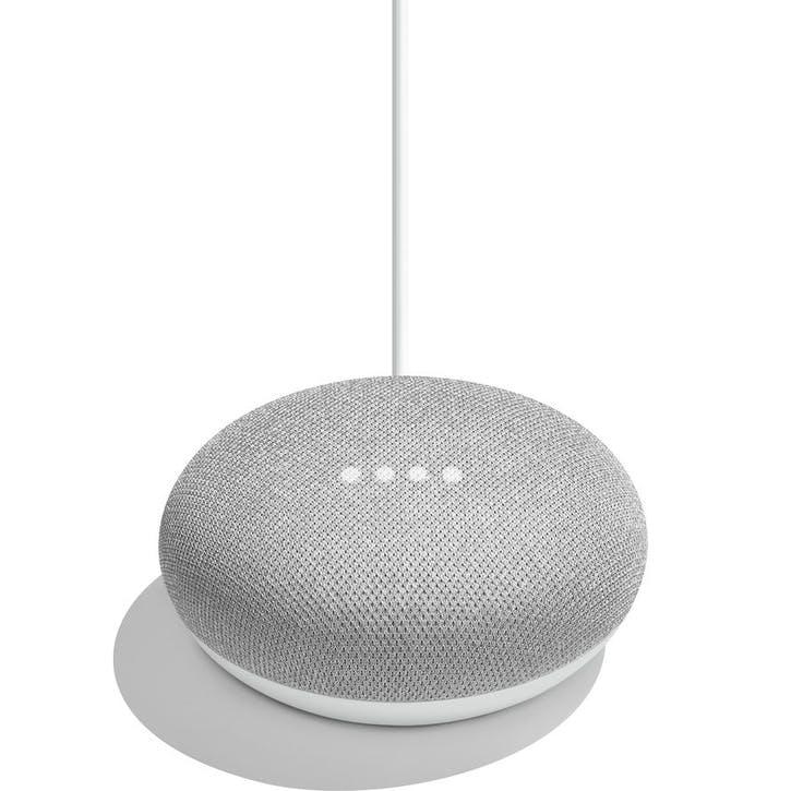 Google Home Mini; Chalk