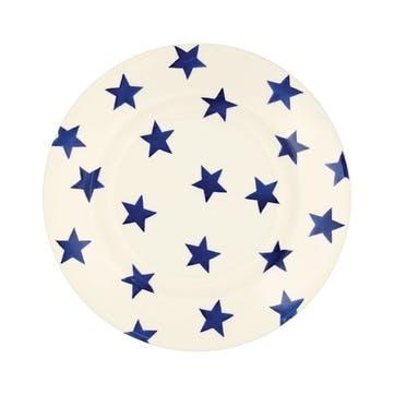 Blue Star Side Plate