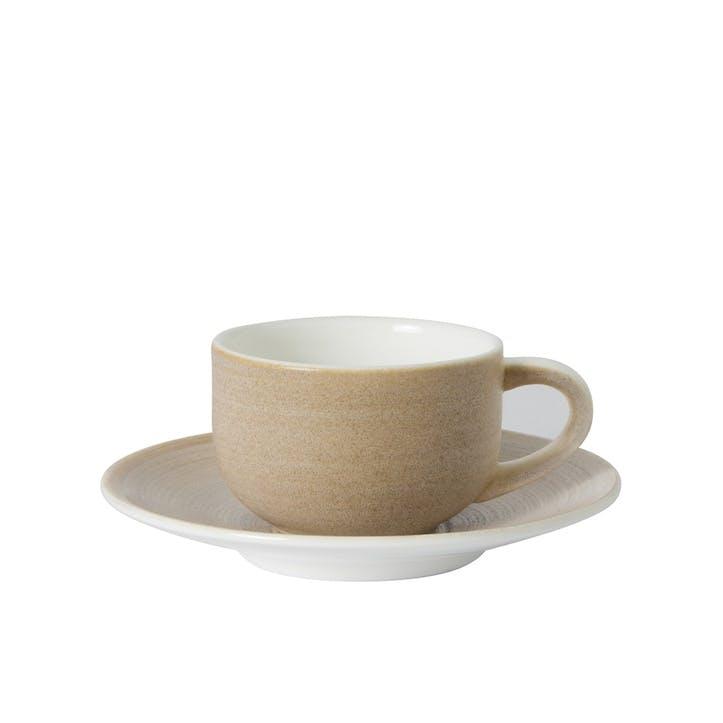 Studio Glaze Urban Tea Saucer - 12oz; Classic Vanilla