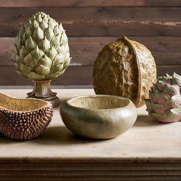 Decorative Mushroom Bowl