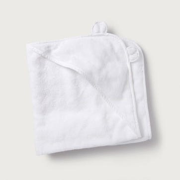 Hydrocotton Hooded Baby Towel, Small