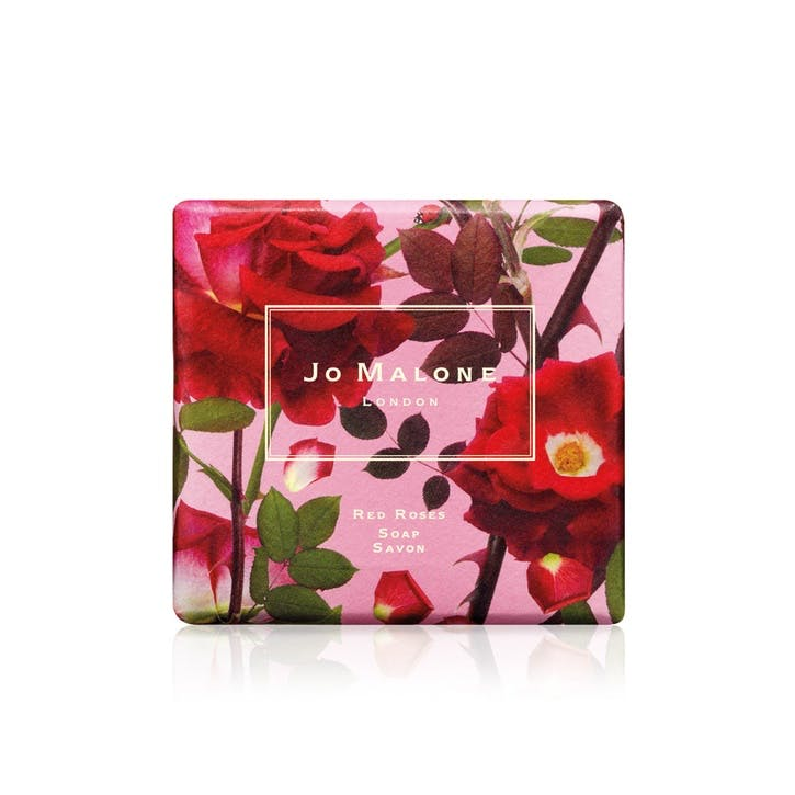 Bath Soap, Red Roses