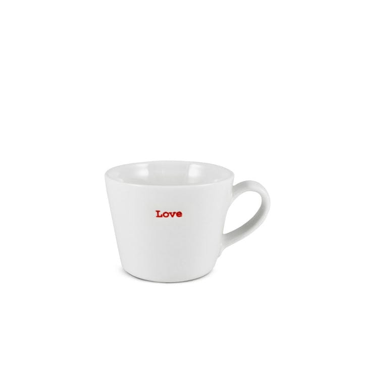 'Love' Espresso Cup, 70ml