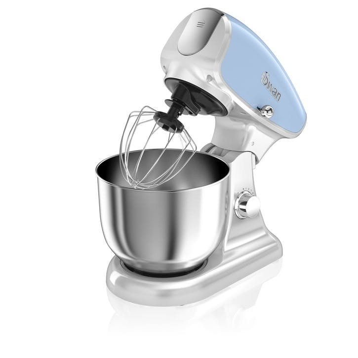 Retro Stand Mixer, Blue
