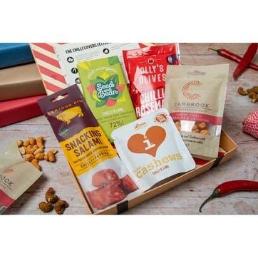 Chilli Lovers Letter Box Hamper