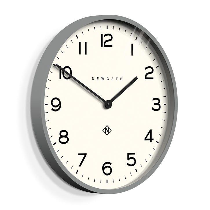 The Echo Clock, D53cm, Posh Grey