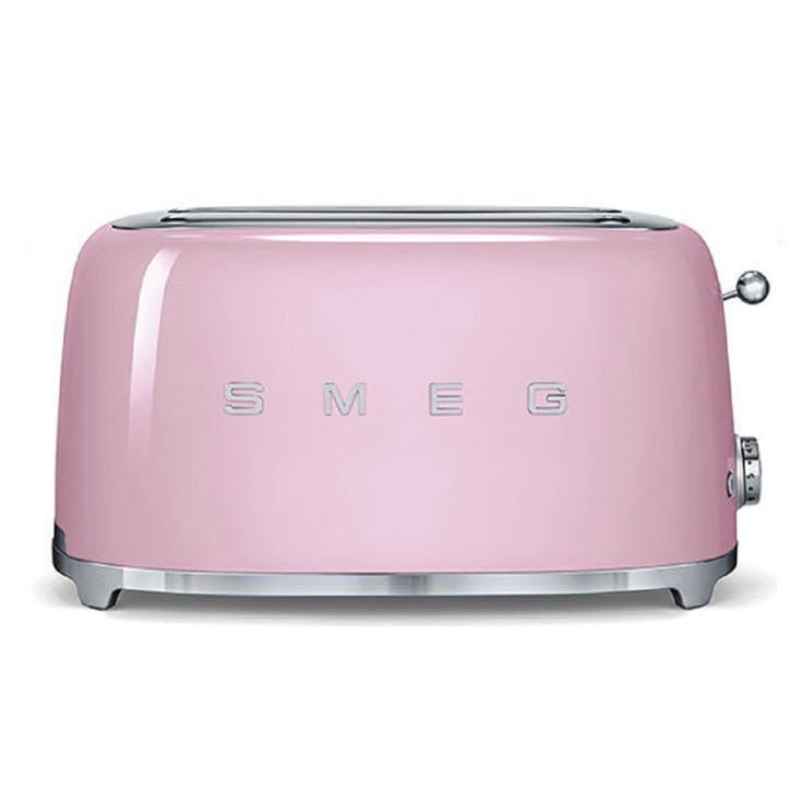 4 Slice Toaster, Pink
