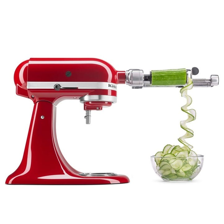 Spiralizer Stand Mixer Attachment