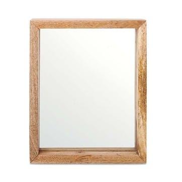 "Indu Wooden Frame, 8 x 10"", Mango Wood"