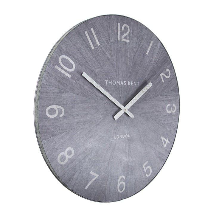 Wharf Clock, 76cm, Limestone