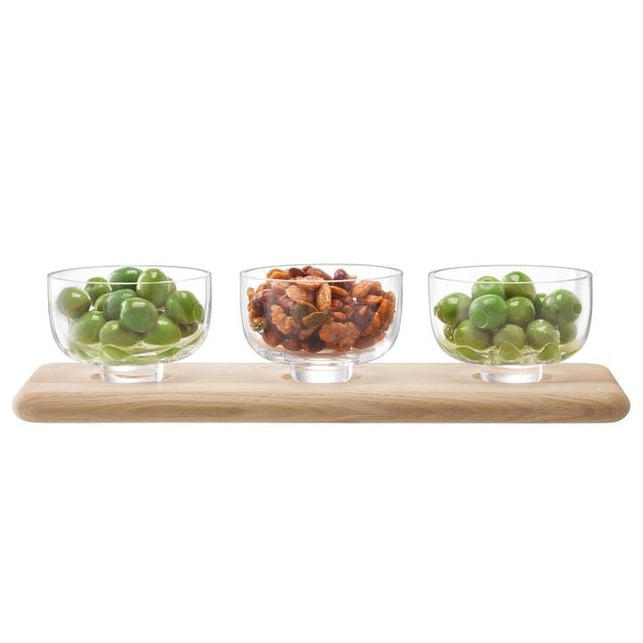 Serve Arch Trio Bowl Set