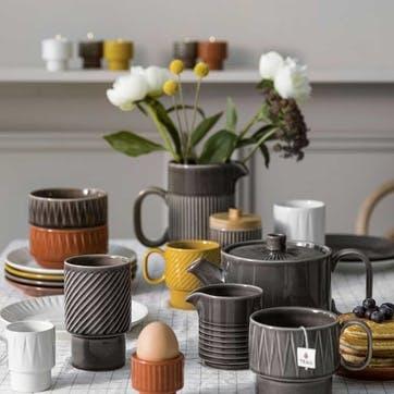 Coffee & More, Tea Mug, 400ml, Grey