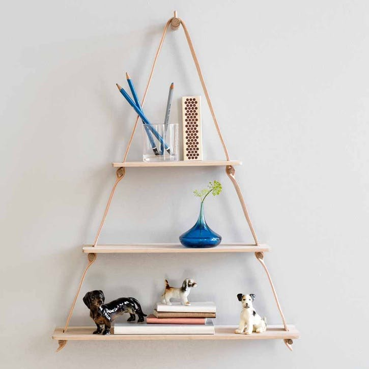 Amager Shelf, Natural Oak