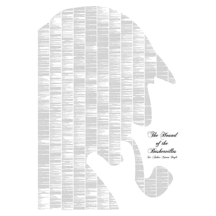 The Hound of the Baskervilles Print