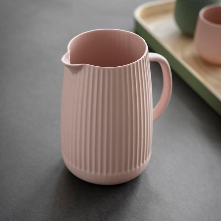 Linear Jug, Pink Gin