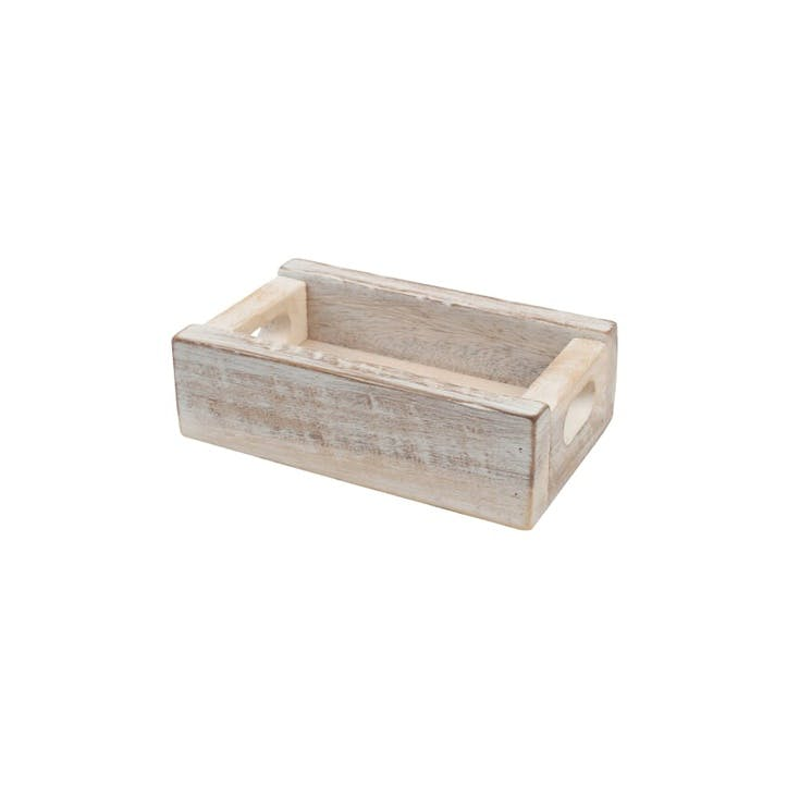 Nordic Mini Crate White