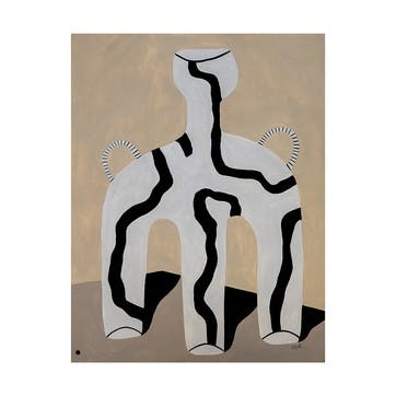 Veins 01 - Studio Paradissi Art Print D50cm x H70cm