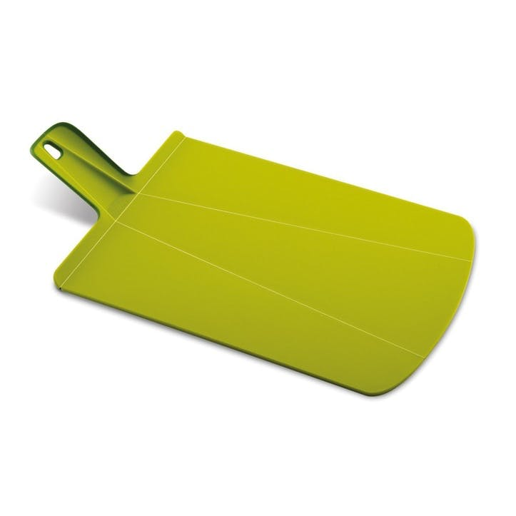 Chop2Pot Folding Chopping Board - Large; Green