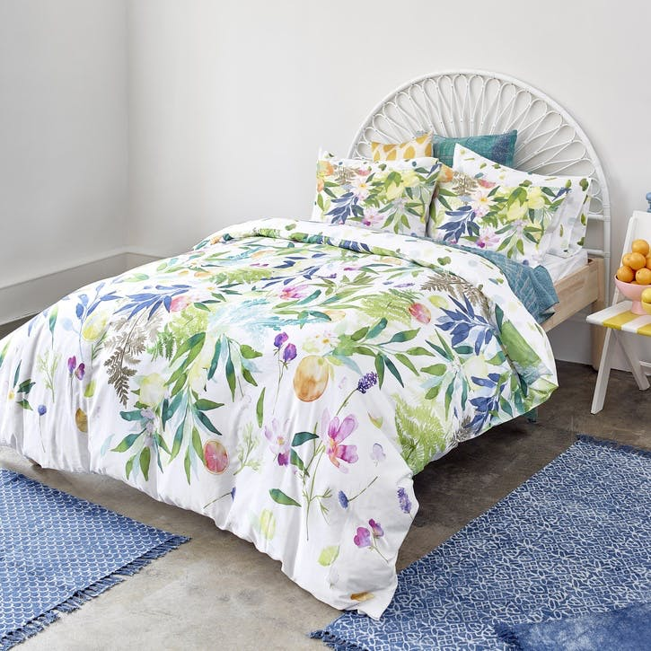 Valencia Super King Duvet Set