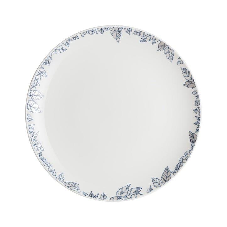 Fleur Dinner Plate, 28.5cm