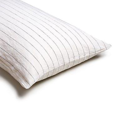 Pair of Standard Pillowcases Luna Stripe