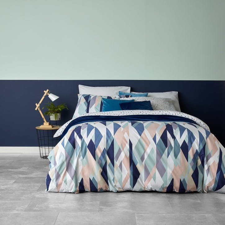 Quartz King Duvet Set, Multi