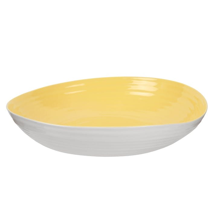 Colour Pop Statement Bowl - Large, Sunshine;