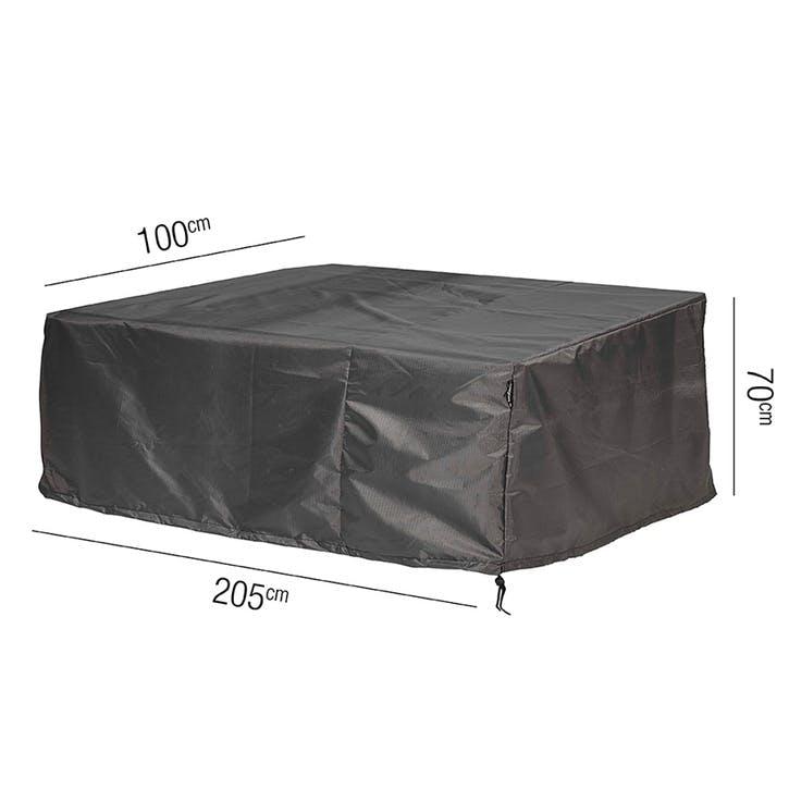 Lounge Bench Aerocover - 205 x 100 x 70cm
