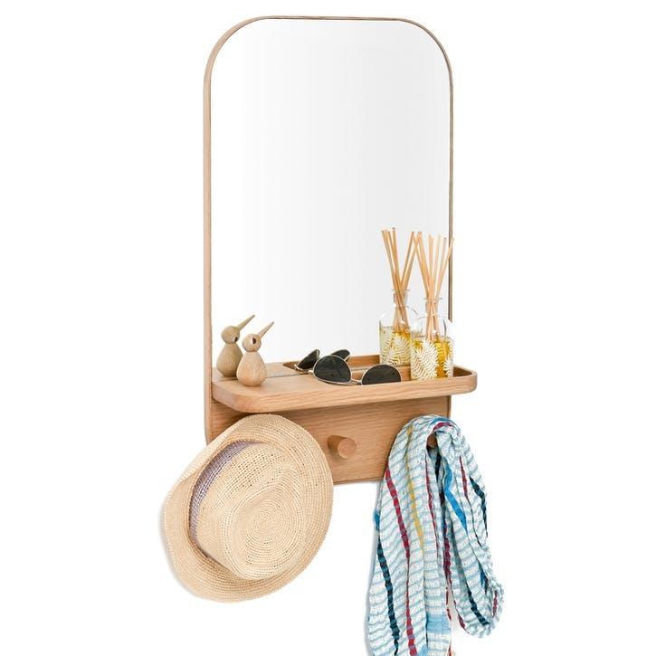 Silent Butler Storage Mirror