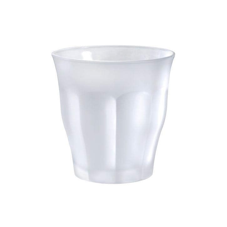 Picardie Frosted, Tumblers, Set Of 6, 250ml, Frosted