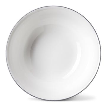 Rainbow Cereal Bowl, Stone Grey