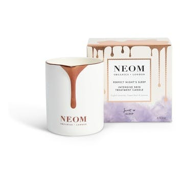 Scent to Sleep, Intensive Skin Treatment Candle Tranquillity, 140 ml