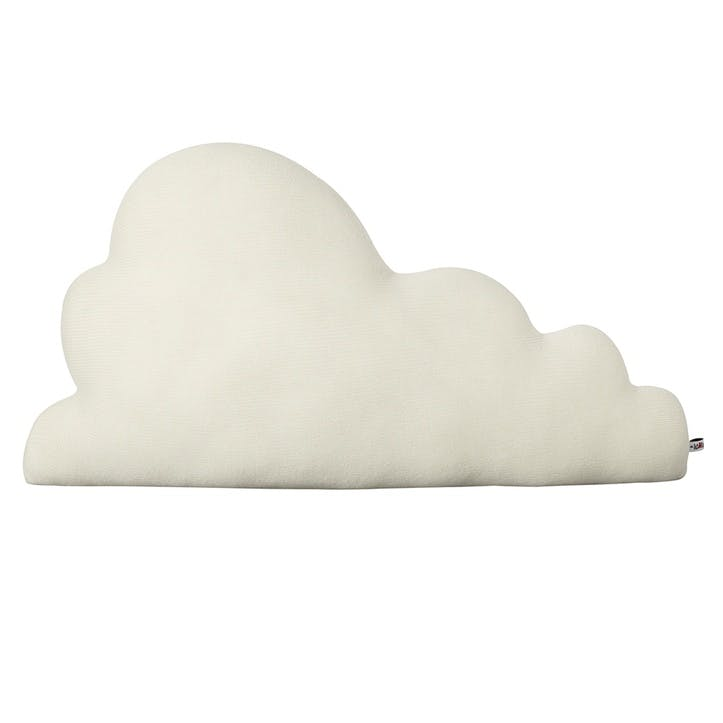 Cloud Cushion, Large, White