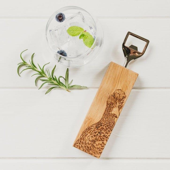 Duck Oak Bottle Opener