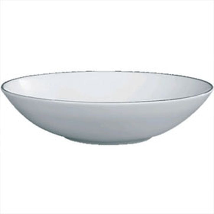 Platinum Pasta Bowl