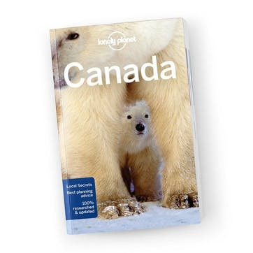 Lonely Planet Canada, Paperback