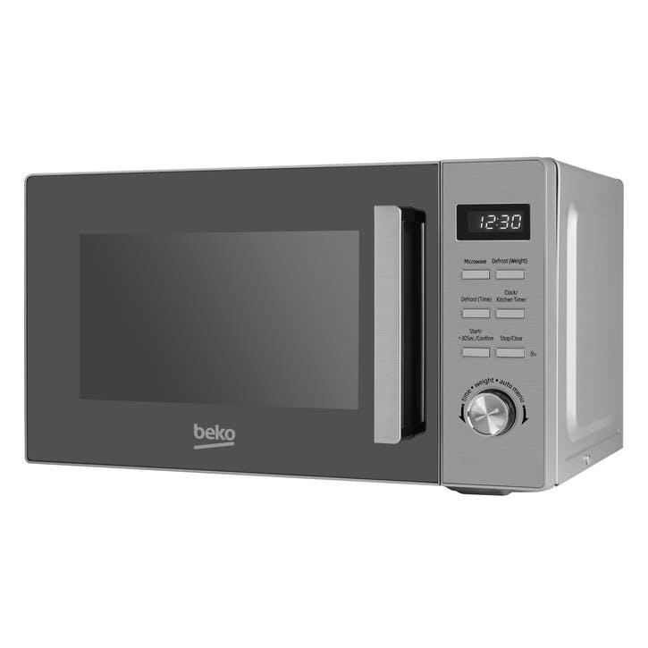 Compact Microwave - 20L; Silver