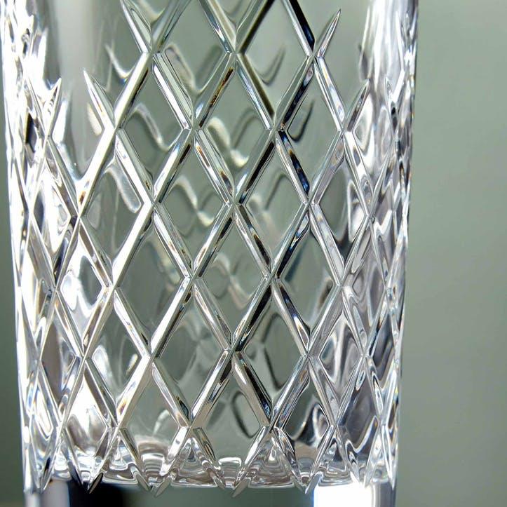 Barwell Cut Crystal, Highball Glass, Clear