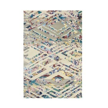 Yeti Summit Rug, 170 x 240cm, Multi