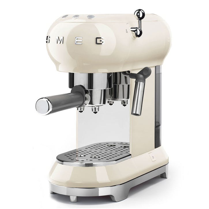 Espresso Machine, Cream