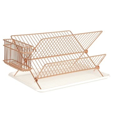 Dish Rack, Copper